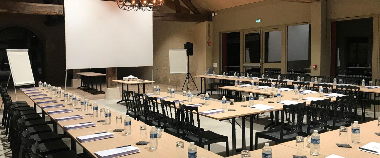 Organisez vos séminaires d'entreprise à l'hôtel Le Prieuré de Boulogne !